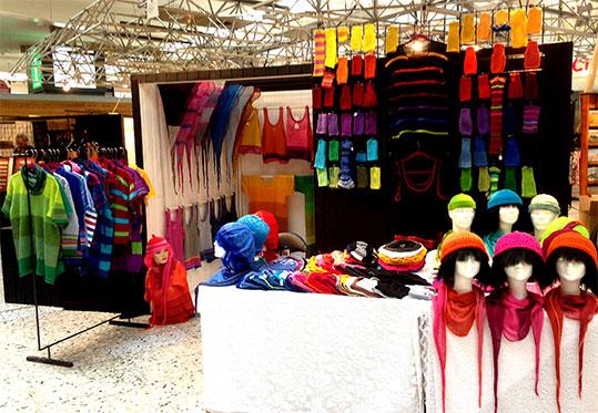 Hantverk& Design, textilkonstnär katrin bawah